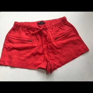 New Look Brand, Linen Shorts, NWT